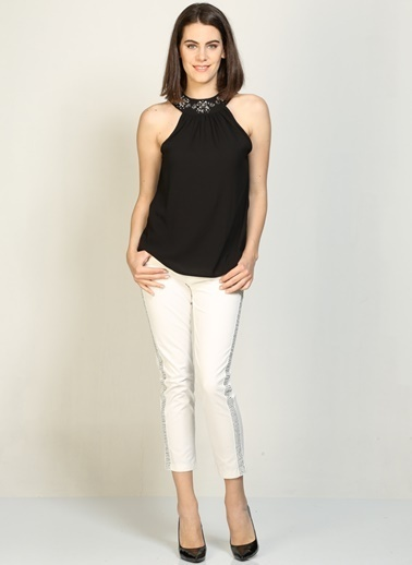 Vero Moda Bluz Siyah
